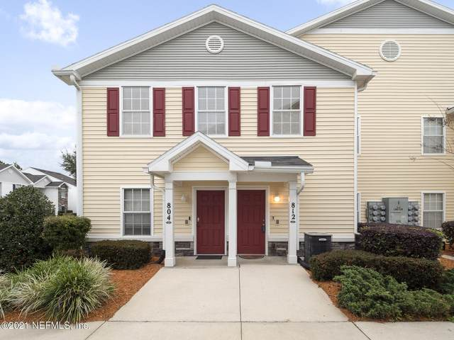 575 Oakleaf Plantation Pkwy #812, Orange Park, FL 32065 (MLS #1090221) :: The Newcomer Group