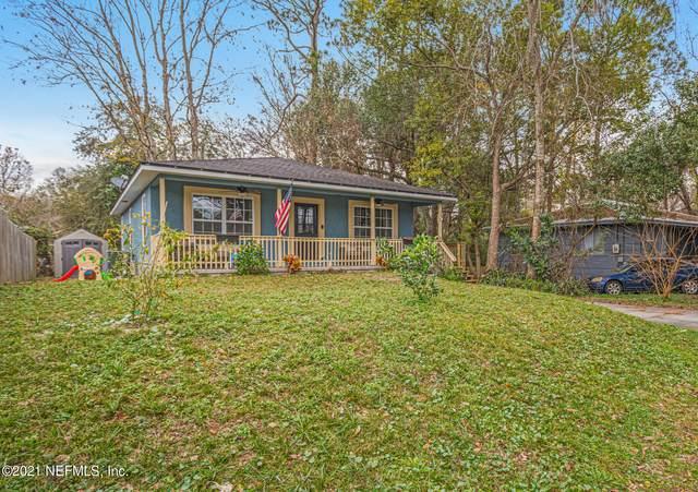 1058 W 15TH St, St Augustine, FL 32084 (MLS #1090230) :: Berkshire Hathaway HomeServices Chaplin Williams Realty