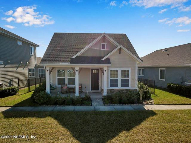 78 Burlcrest Ct, St Augustine, FL 32092 (MLS #1090238) :: The Newcomer Group