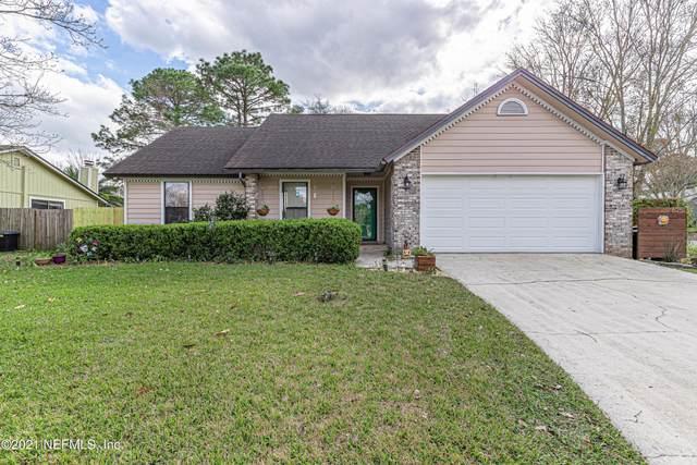 625 John Adams St, Orange Park, FL 32073 (MLS #1090243) :: Century 21 St Augustine Properties