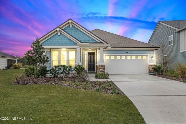 439 Convex Ln, St Augustine, FL 32095 (MLS #1090258) :: Olson & Taylor | RE/MAX Unlimited