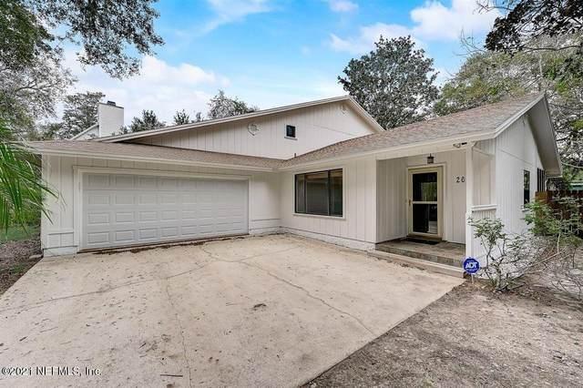 260 Rolling Oaks Rd, St Augustine, FL 32086 (MLS #1090271) :: 97Park