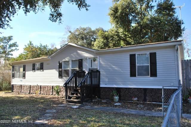 12850 Duval Lake Rd E, Jacksonville, FL 32218 (MLS #1090281) :: The Hanley Home Team