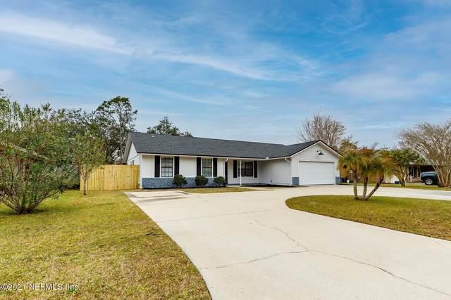 818 Elmwood St, Orange Park, FL 32065 (MLS #1090286) :: Century 21 St Augustine Properties