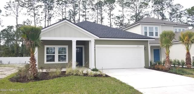 75875 Saffron Ln, Yulee, FL 32097 (MLS #1090299) :: Olson & Taylor | RE/MAX Unlimited