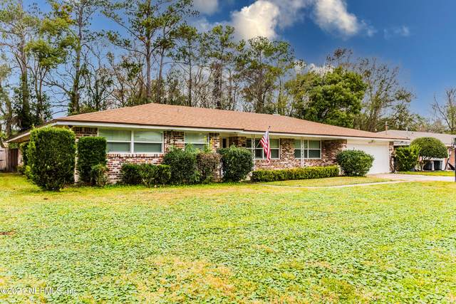 6812 Caballero Dr, Jacksonville, FL 32217 (MLS #1090300) :: Noah Bailey Group