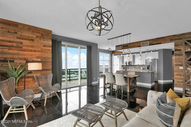 1431 Riverplace Blvd #3108, Jacksonville, FL 32207 (MLS #1090302) :: The Newcomer Group