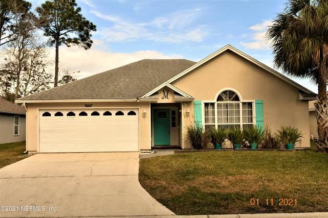 3607 Sanctuary Way S, Jacksonville Beach, FL 32250 (MLS #1090336) :: Century 21 St Augustine Properties