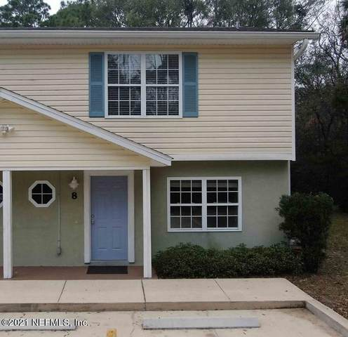 1590 Masters Dr #8, St Augustine, FL 32084 (MLS #1090382) :: The Newcomer Group