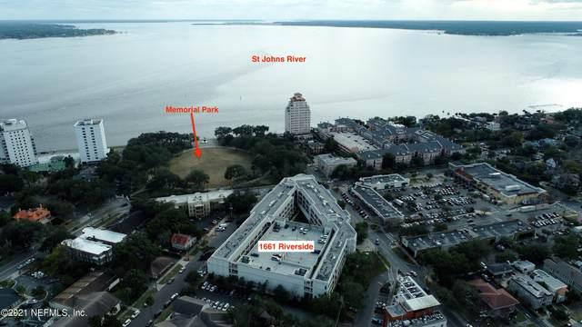1661 Riverside Ave #105, Jacksonville, FL 32204 (MLS #1090383) :: The Every Corner Team