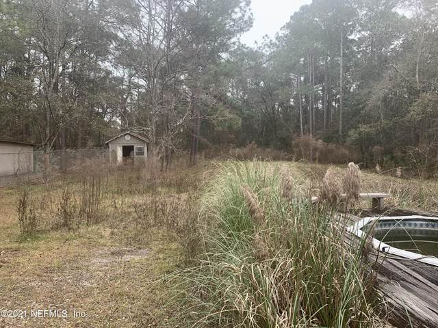 11449 Simmons Rd, Jacksonville, FL 32218 (MLS #1090385) :: The Newcomer Group