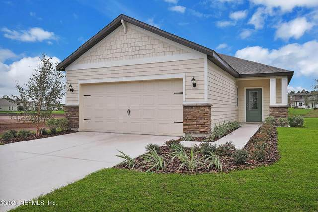 73 Fellbrook Dr, St Augustine, FL 32095 (MLS #1090444) :: The DJ & Lindsey Team
