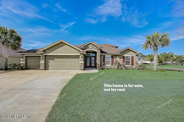 153 Toscana Ln, St Augustine, FL 32092 (MLS #1090479) :: The Newcomer Group