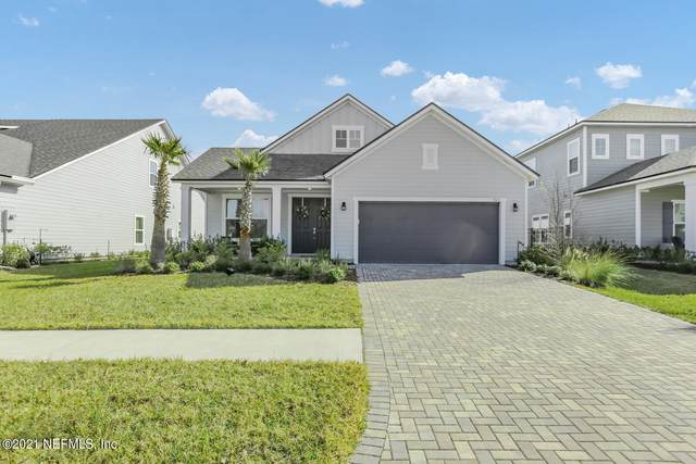 303 Beale Ave, St Augustine, FL 32092 (MLS #1090502) :: The Newcomer Group