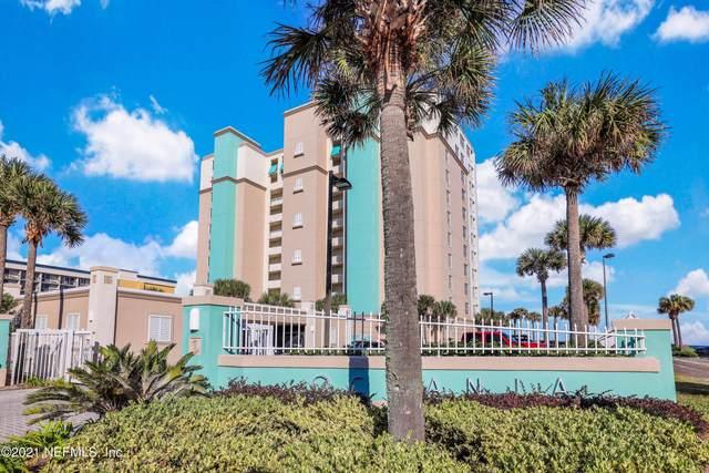1415 1ST St N #702, Jacksonville Beach, FL 32250 (MLS #1090563) :: The Hanley Home Team