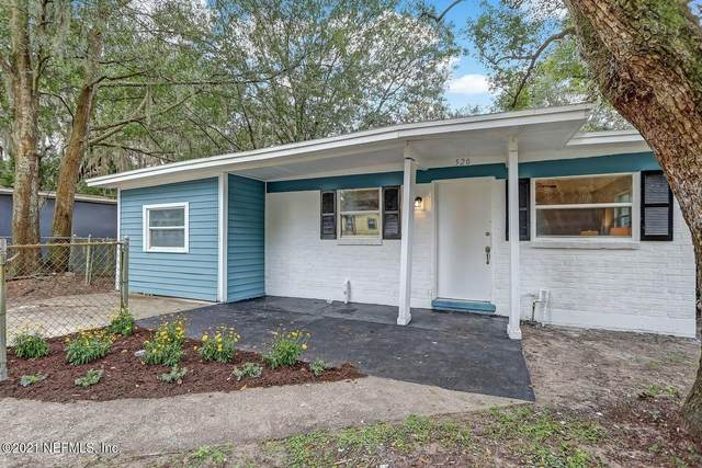 520 56TH St, Jacksonville, FL 32208 (MLS #1090600) :: Keller Williams Realty Atlantic Partners St. Augustine