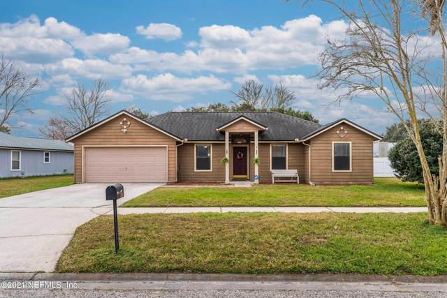 2428 Ambrosia Dr, Middleburg, FL 32068 (MLS #1090609) :: Keller Williams Realty Atlantic Partners St. Augustine