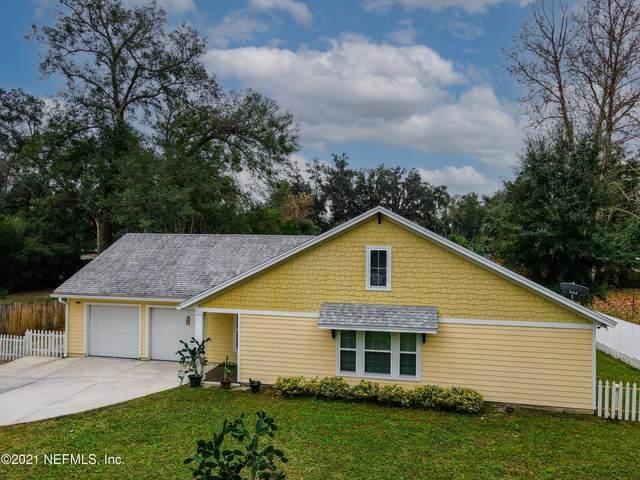 520 Rusmor St, Orange Park, FL 32073 (MLS #1090622) :: The Randy Martin Team   Watson Realty Corp
