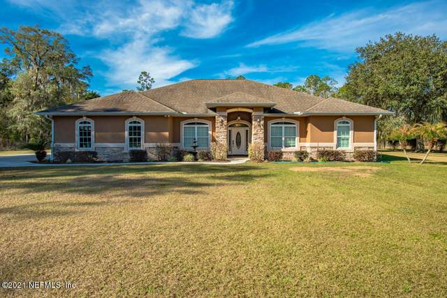 224 Motes Rd, Palatka, FL 32177 (MLS #1090653) :: The Every Corner Team