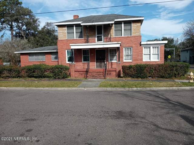 1805 W 12TH St, Jacksonville, FL 32209 (MLS #1090672) :: EXIT Real Estate Gallery