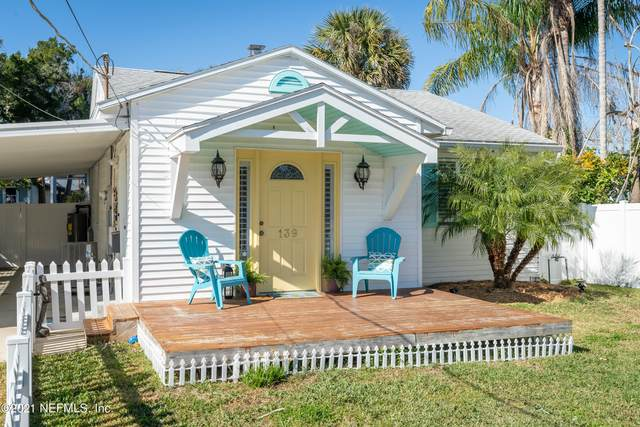 139 Menendez Rd, St Augustine, FL 32080 (MLS #1090681) :: Endless Summer Realty