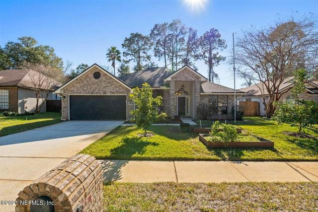 8540 Turkey Oaks Dr S, Jacksonville, FL 32277 (MLS #1090694) :: Oceanic Properties