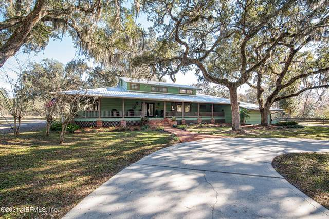 500B County Road 13A, Elkton, FL 32033 (MLS #1090722) :: The Every Corner Team