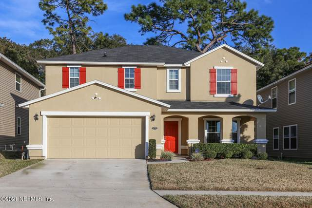 372 Auburn Oaks Rd E, Jacksonville, FL 32218 (MLS #1090726) :: The Hanley Home Team