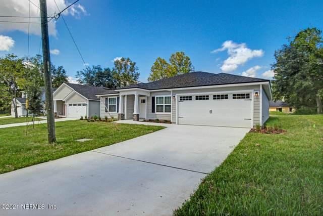 10366 Sandler Rd, Jacksonville, FL 32222 (MLS #1090731) :: The Every Corner Team