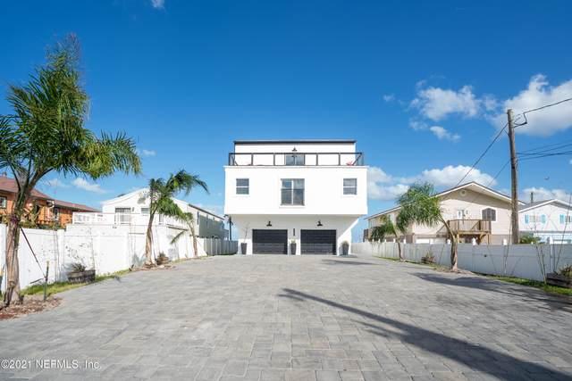 3100 Coastal Hwy, St Augustine, FL 32084 (MLS #1090763) :: The Volen Group, Keller Williams Luxury International