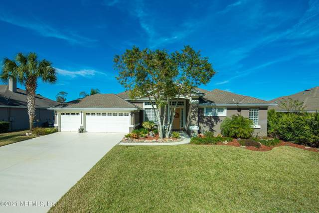 348 Point Pleasant Dr, St Augustine, FL 32086 (MLS #1090787) :: The Hanley Home Team