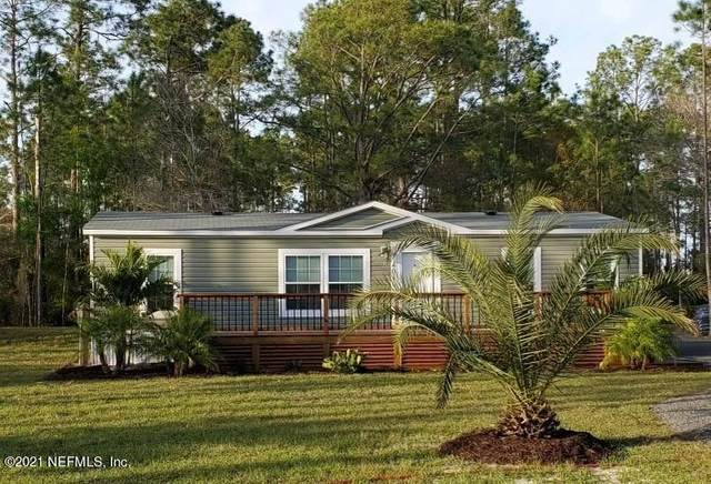 4010 Flagler Estates Blvd, Hastings, FL 32145 (MLS #1090789) :: Olson & Taylor | RE/MAX Unlimited
