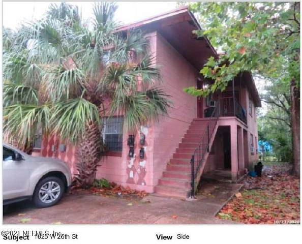 1625 W 26TH St, Jacksonville, FL 32209 (MLS #1090801) :: The Hanley Home Team