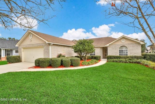 1623 Sandy Springs Dr, Orange Park, FL 32003 (MLS #1090807) :: EXIT 1 Stop Realty