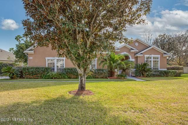 816 Lotus Ln N, Jacksonville, FL 32259 (MLS #1090832) :: The Hanley Home Team