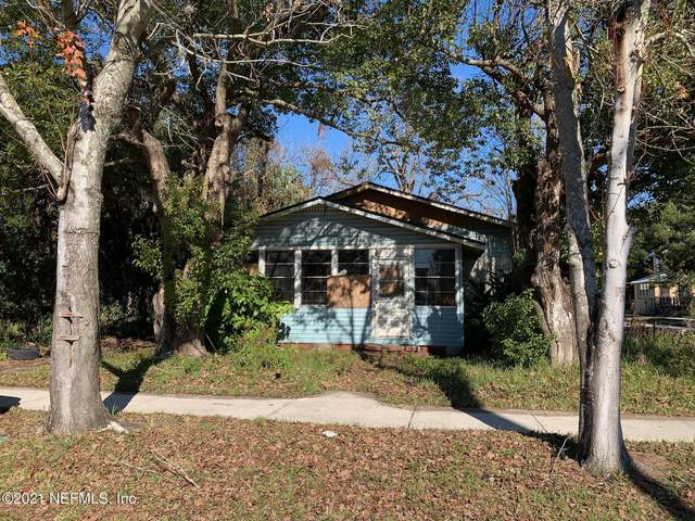 1025 E 9TH St, Jacksonville, FL 32206 (MLS #1090844) :: The Hanley Home Team