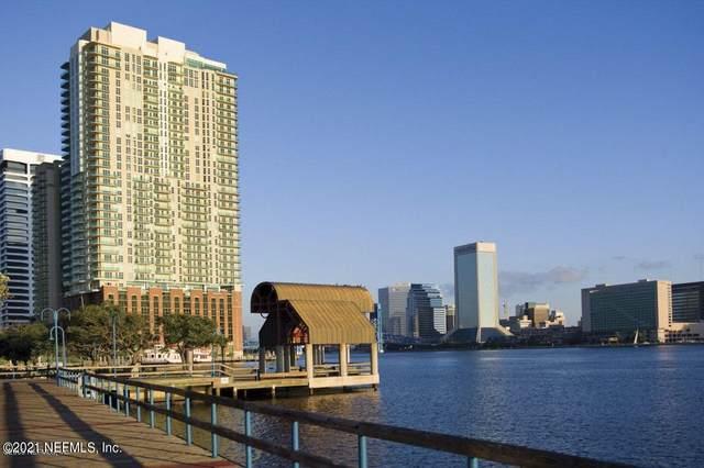 1431 Riverplace Blvd #2102, Jacksonville, FL 32207 (MLS #1090868) :: The Volen Group, Keller Williams Luxury International