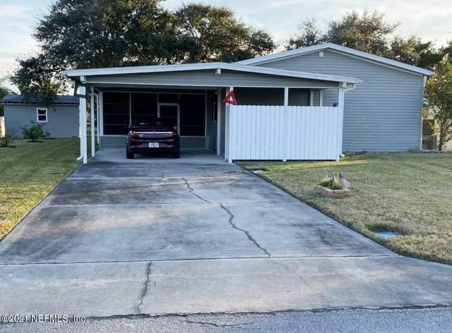 279 Pizarro Rd, St Augustine, FL 32080 (MLS #1090873) :: Memory Hopkins Real Estate