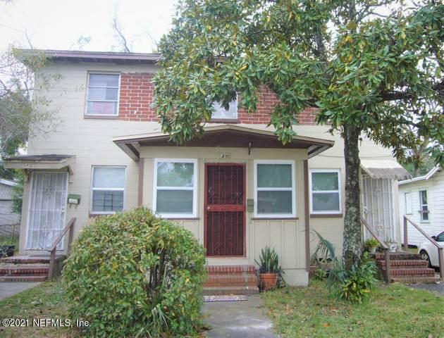 1492 W 14TH St #2, Jacksonville, FL 32209 (MLS #1090900) :: The Hanley Home Team