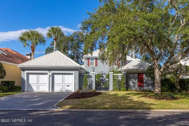 110 Surrey Ln, Ponte Vedra Beach, FL 32082 (MLS #1090907) :: Olson & Taylor | RE/MAX Unlimited