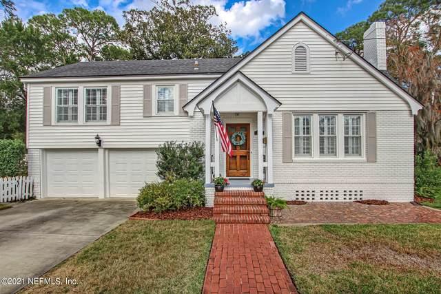1409 Greenridge Rd, Jacksonville, FL 32207 (MLS #1090946) :: The Every Corner Team