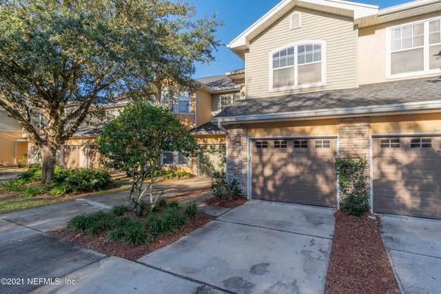 3750 Silver Bluff Blvd #307, Orange Park, FL 32065 (MLS #1090964) :: The Hanley Home Team