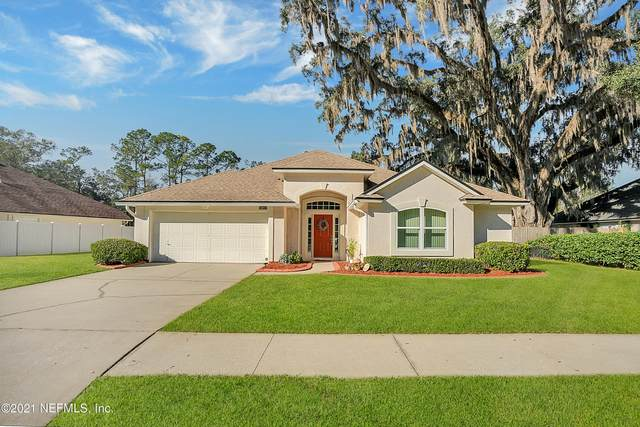 10912 Hamilton Downs Ct, Jacksonville, FL 32257 (MLS #1090978) :: Oceanic Properties