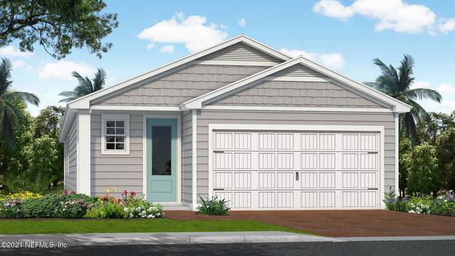 92 Tanner Trl, St Augustine, FL 32092 (MLS #1091036) :: EXIT Real Estate Gallery