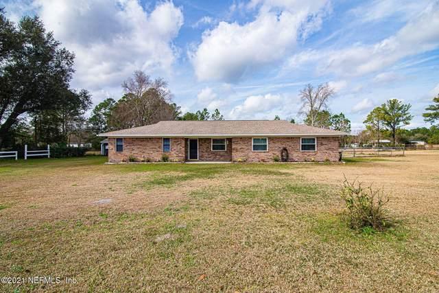54307 Armstrong Rd, Callahan, FL 32011 (MLS #1091065) :: The Coastal Home Group