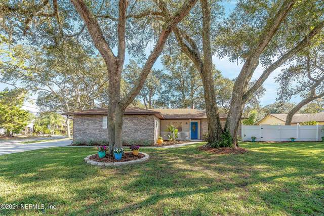 601 Prince Rd, St Augustine, FL 32086 (MLS #1091071) :: The Newcomer Group