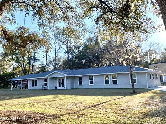 710 Arthur Moore Dr, GREEN COVE SPRINGS, FL 32043 (MLS #1091074) :: The Every Corner Team