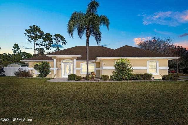 38 Eastwood Dr, Palm Coast, FL 32164 (MLS #1091075) :: The Coastal Home Group