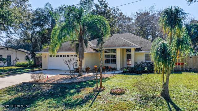 108 Tanager Rd, St Augustine, FL 32086 (MLS #1091123) :: The Newcomer Group