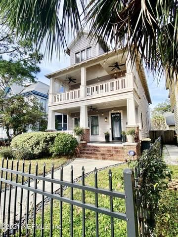 145 W 3RD St, Jacksonville, FL 32206 (MLS #1091173) :: EXIT Real Estate Gallery